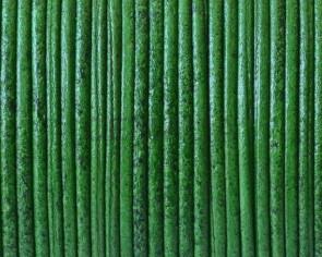 Piel de Canguro. Redondo 1mm. Verde. Calidad Superior