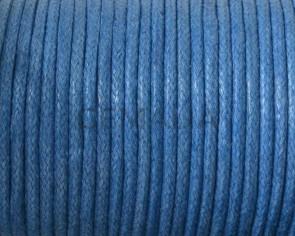 Algodón.Cordon.2mm.Azul.