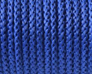 Cordon polipropileno. Trenzado. Redondo. 4,5mm.Azulon. Calidad Superior