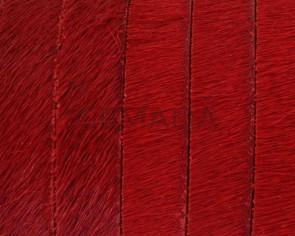 Piel de Potro. Plano 10mm. rojo