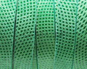 Ante luxus. Plano 13x2mm. Verde. Calidad Superior