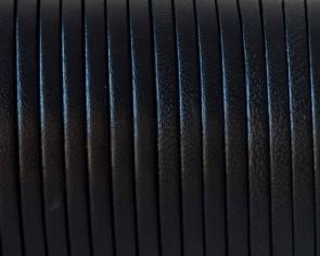 Cuero Plano 3x1,5mm. Negro. Calidad superior