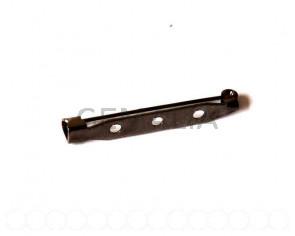 Accesorio Broche 38mm. Oro Viejo