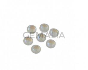SWAROVSKI 2088 SS12 (3mm). Light Grey Delite
