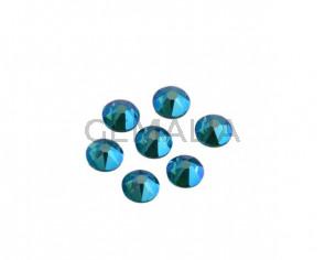 SWAROVSKI 2088 SS20 (5mm). Blue Zircon Shimmer