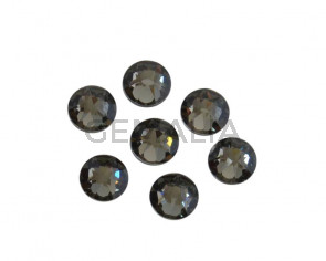 SWAROVSKI 2088 - SS16 (4mm). Black Diamond