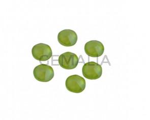 SWAROVSKI 2088 SS16 (4mm). Lime