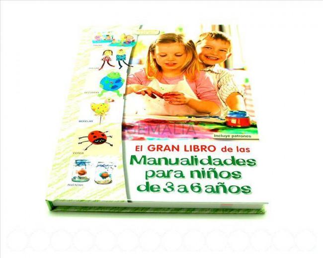 Book Manualidades Para Nios De 3 A 6 Aos 153 P - Manualidades-con-nios