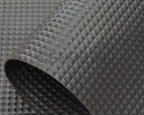 Leather pieces. 29x21cm aprox. Black. Best Quality
