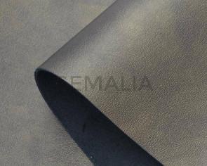 Leather pieces. 29x21cm/1,2mm aprox. Metallic dark goldCamel. Best Quality