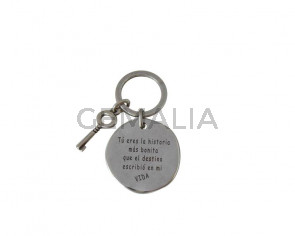 KEY RING zamak