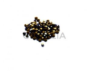 Crystal. Rhinestone Chaton. 2,9-3mm. Tanzanie.