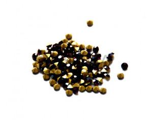 Crystal. Rhinestone Chaton. 4-4,1mm. Amethyst . 144 Ud.
