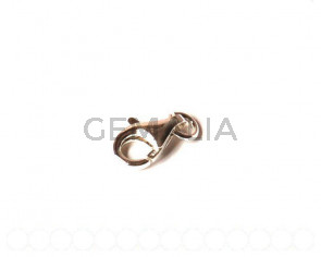 925 SILVER. Trigger clasps 11mm.