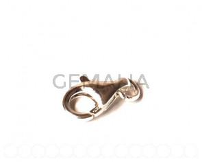 925 SILVER. Trigger clasps 13mm.