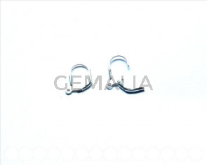 926 SILVER. Earring component.