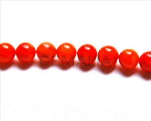 Coral BeadsNatural, Round-12mm. Sold per 16-inch strand.