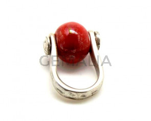 9999632 FINGER RING Ceramic - Zamak