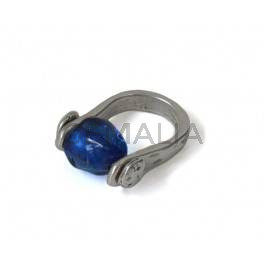 G029030 FINGER RING Zamak - Resin