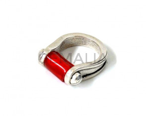 G029031 FINGER RING Zamak - Resin
