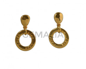 EARRINGS  Zamak