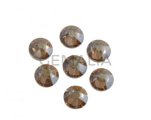 SWAROVSKI 2088 - SS34 (7.07-7.27mm). Golden Shadow